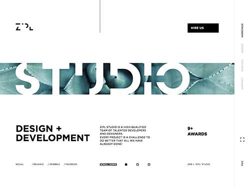 ZIPL Web Studio
