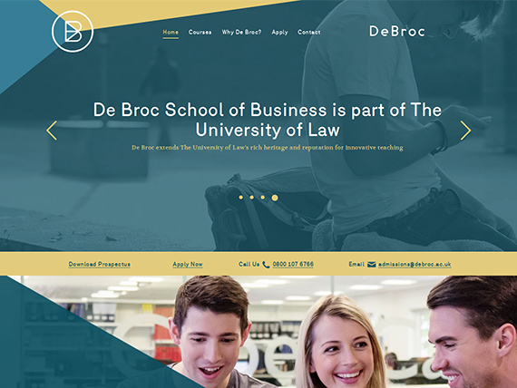 De Broc Business School