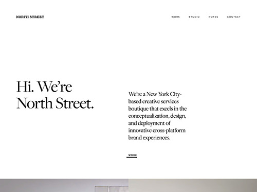 NORTH STREET • A Creative Studio