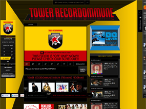 TOWER RECORDOMMUNE SHIBUYA