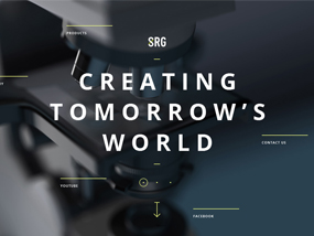 SRG Creating Tomorrow's World