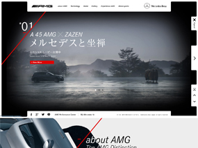 AMG Official Website