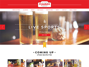 Frankie'sFrankie's Sports Bar & Diner