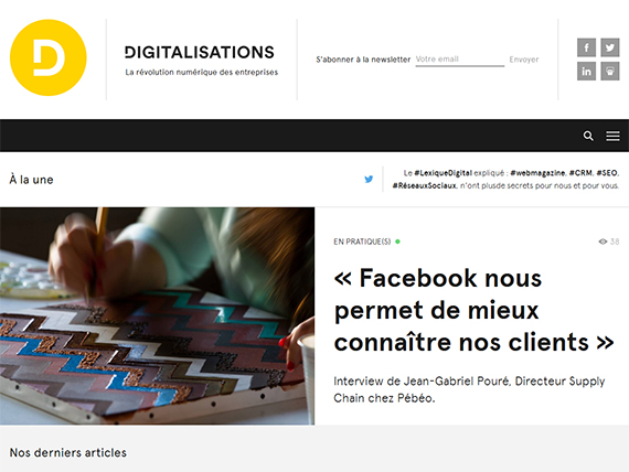 Digitalisations
