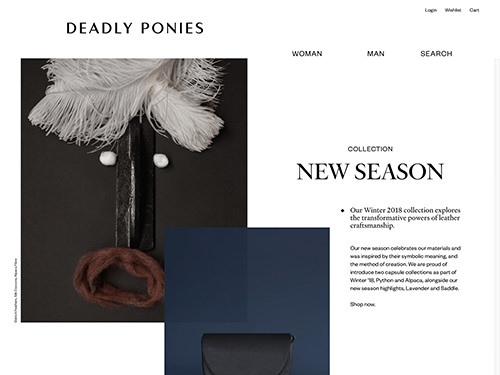 Deadly Ponies
