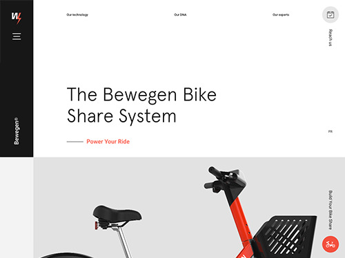 The Bewegen Bike Share System