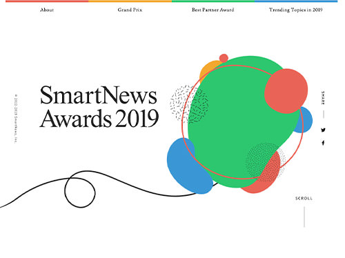 SmartNews Awards2019