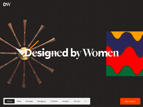Designed by Women